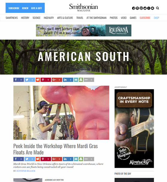 EXCLUSIVE SPONSORSHIP OF EXPLORING THE AMERICAN SOUTH EDITORIAL HUB