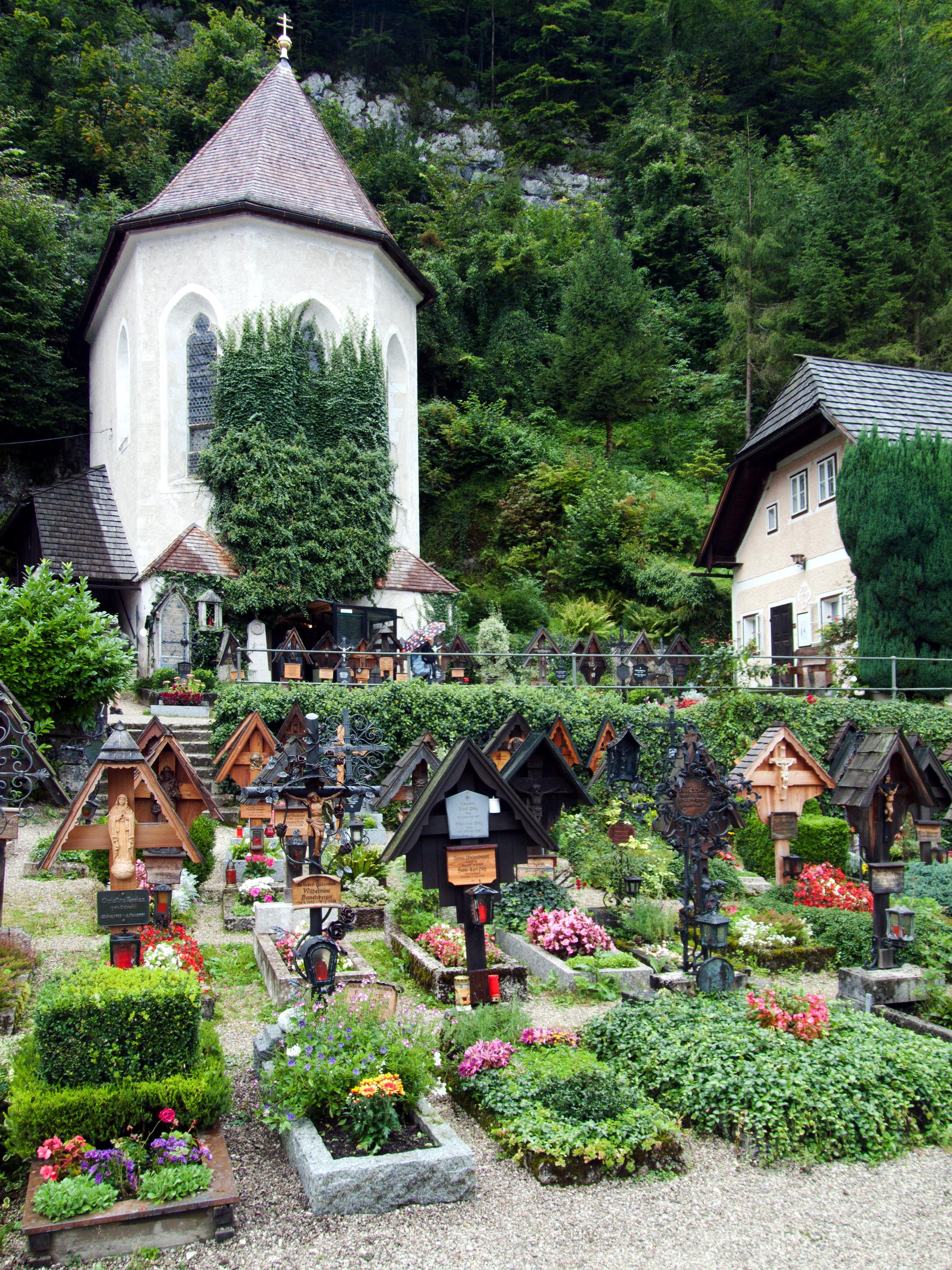 Hallstatt Oberösterreich