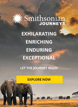 Smithsonian Journeys: Let the Journey Begin