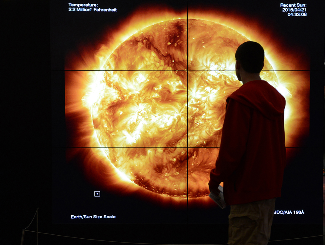 These Two Scientists Turned Data From the Sun Into a Work ...