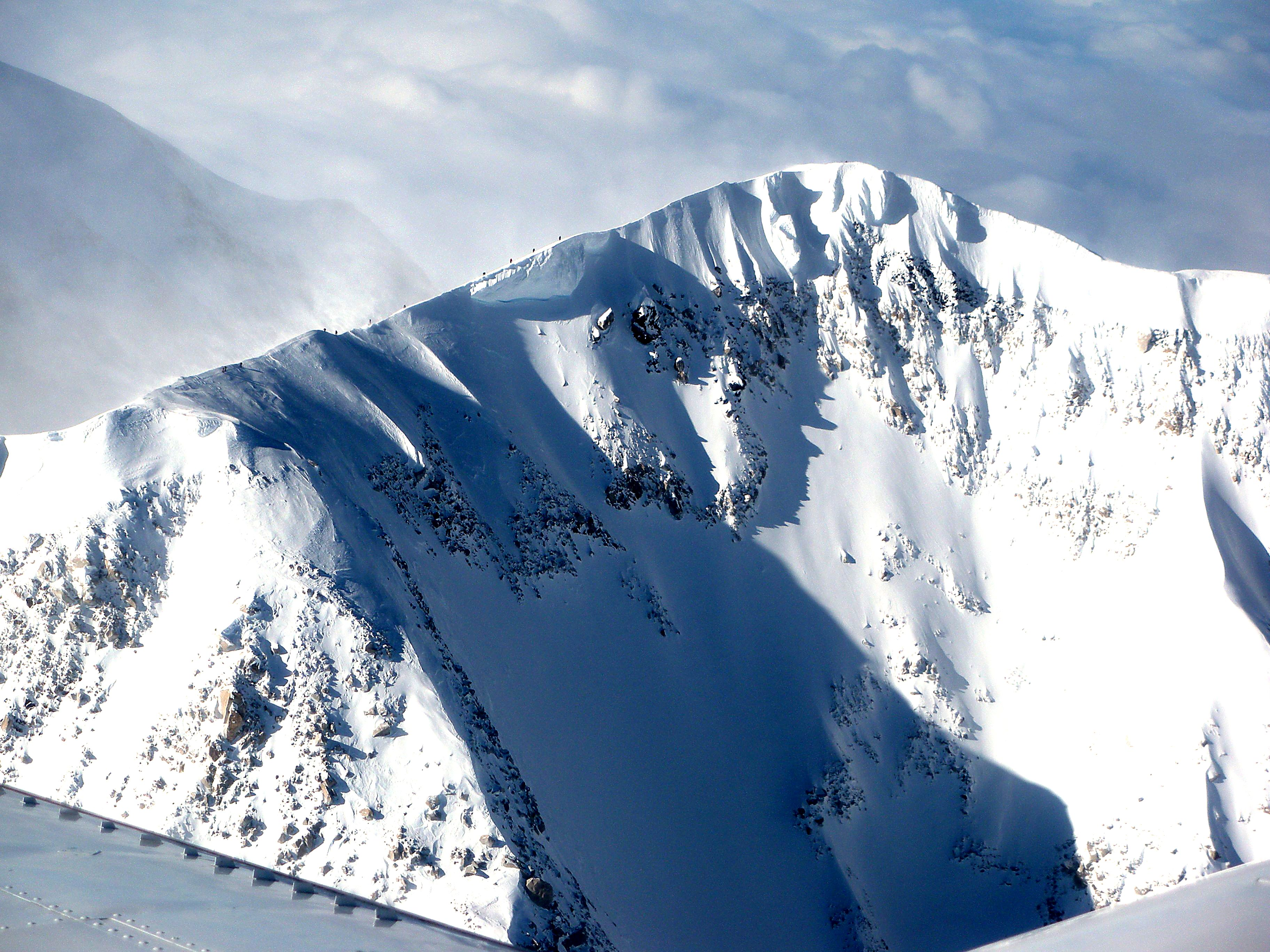 Mount Denali, formerly Mount McKinley