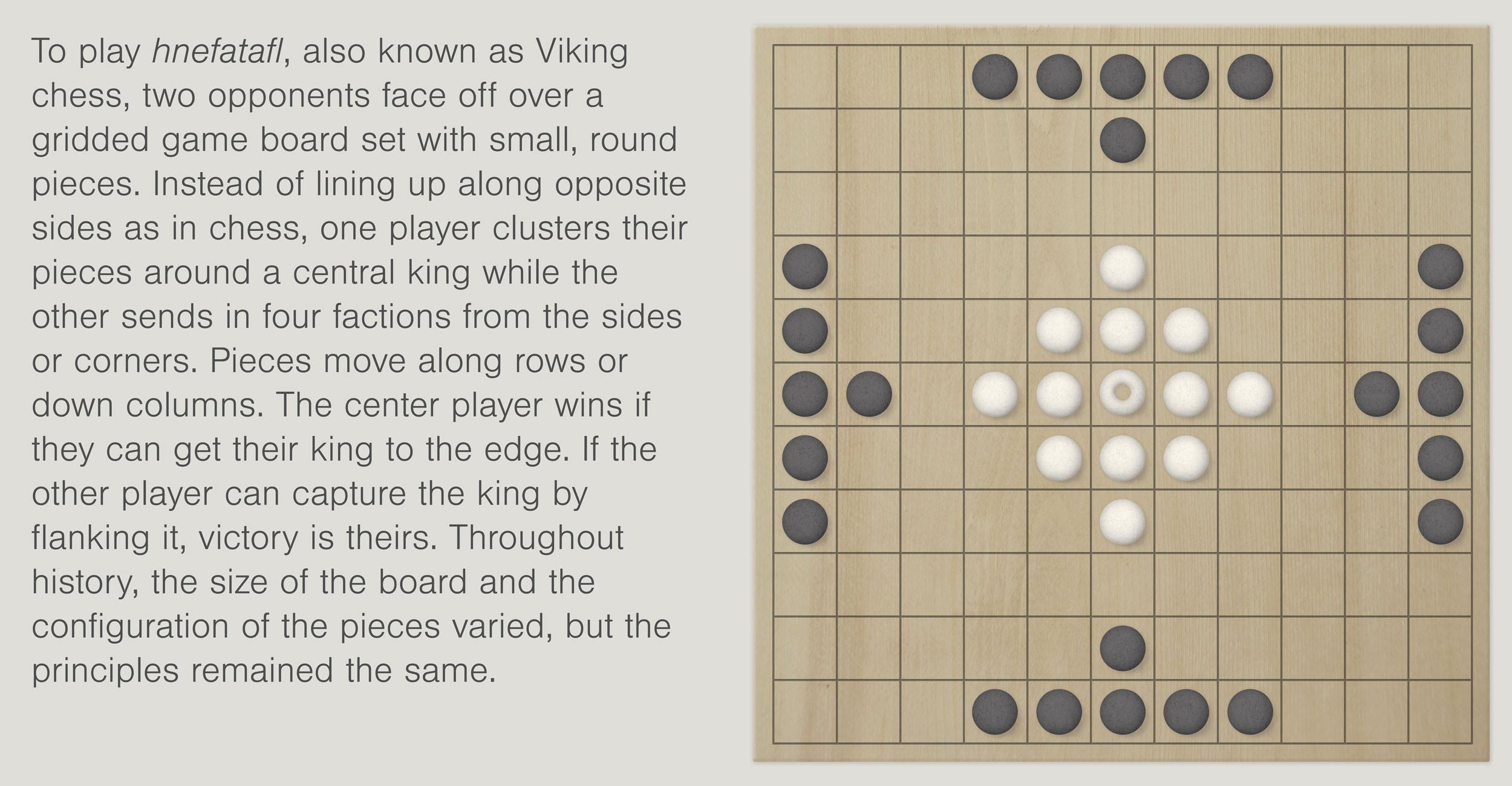 Viking Chess Rules