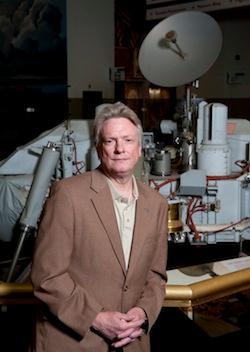 National Air and Space Museum senior curator Roger Launius.