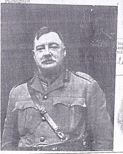 Lieutenant-Colonel Alfred Osman