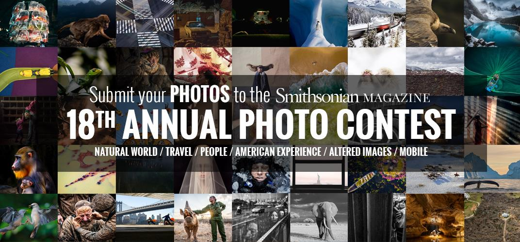 18th Annual Photo Contest billboard