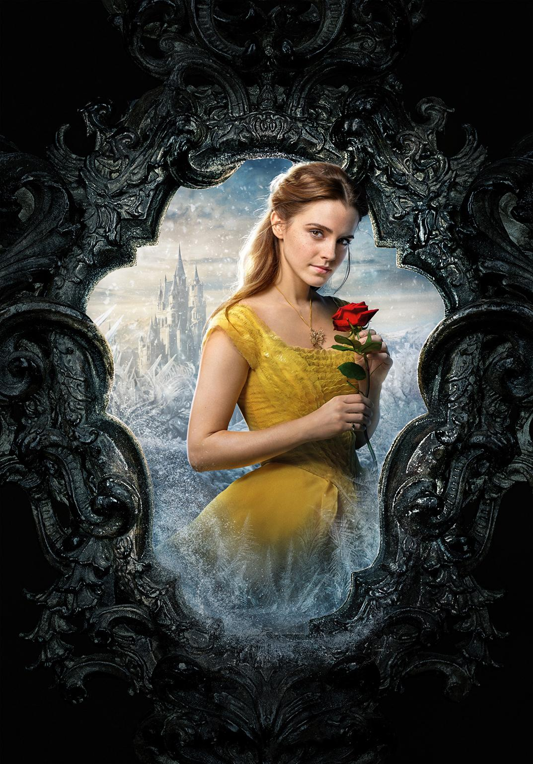 Belle in Beauty in the Beast