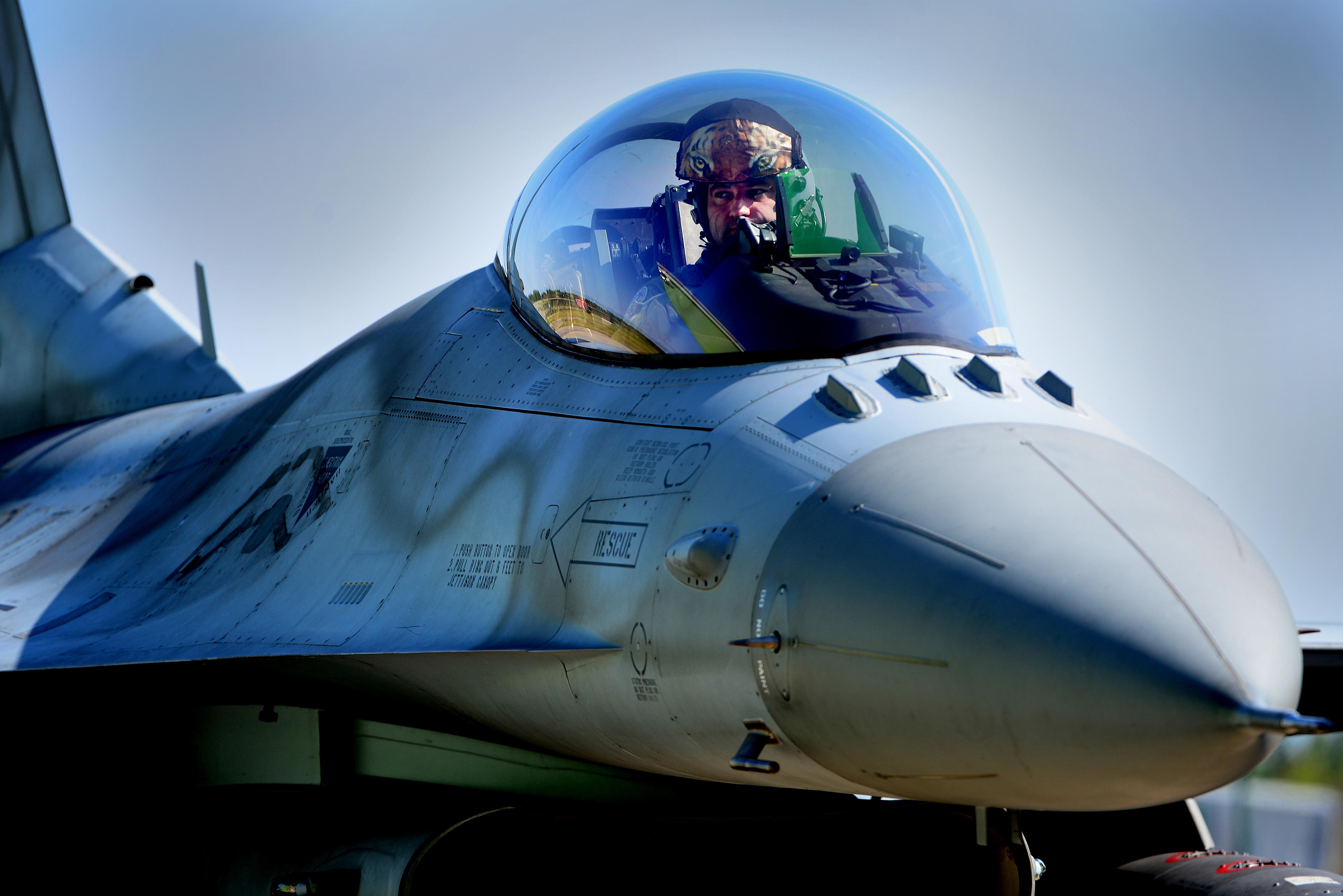 Scramble Military Aviation Air Space Magazine