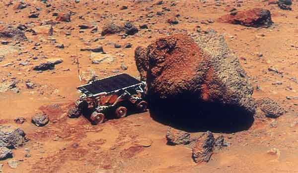 Once Pathfinder bounced to a stop, the cushioned covering deflated and Sojourner rolled out to explore the other-worldly surface like no mission before it.