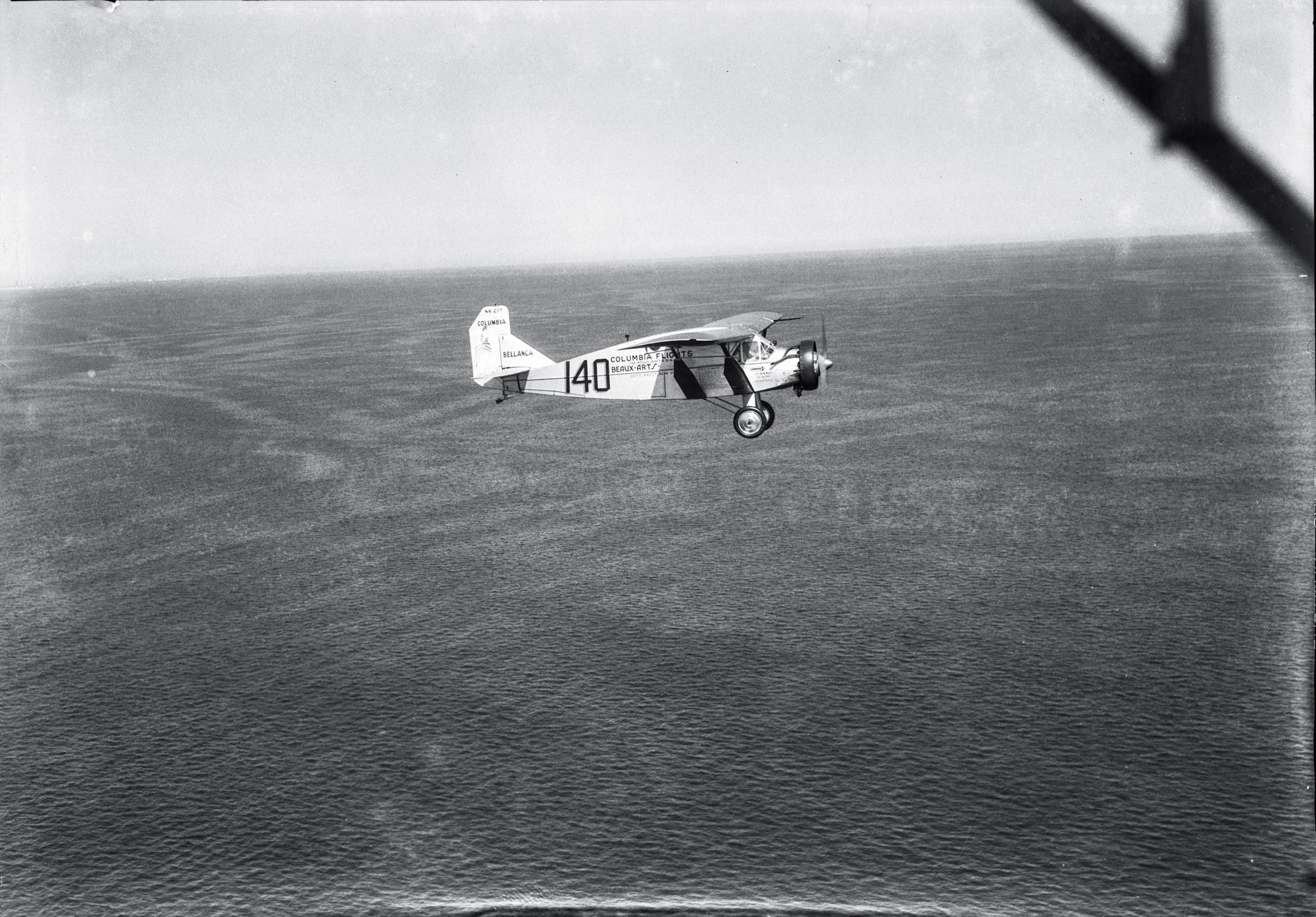 Long-duration flights