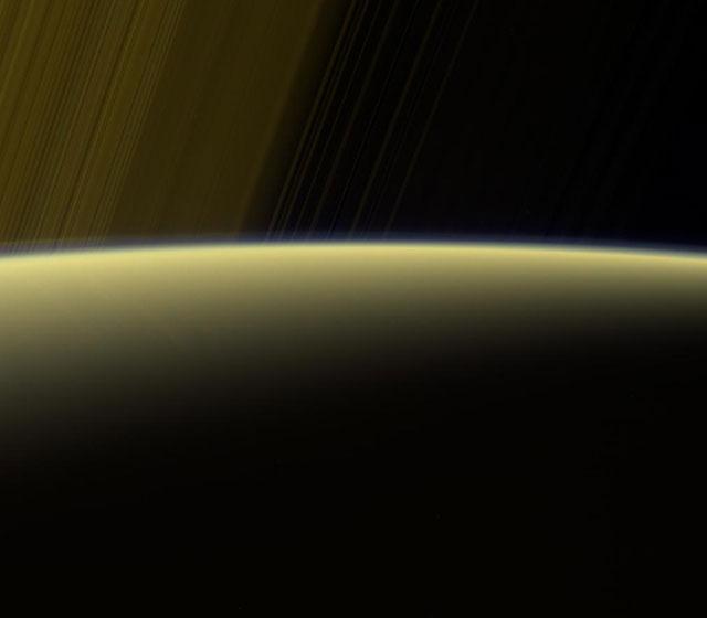 Saturn Haze