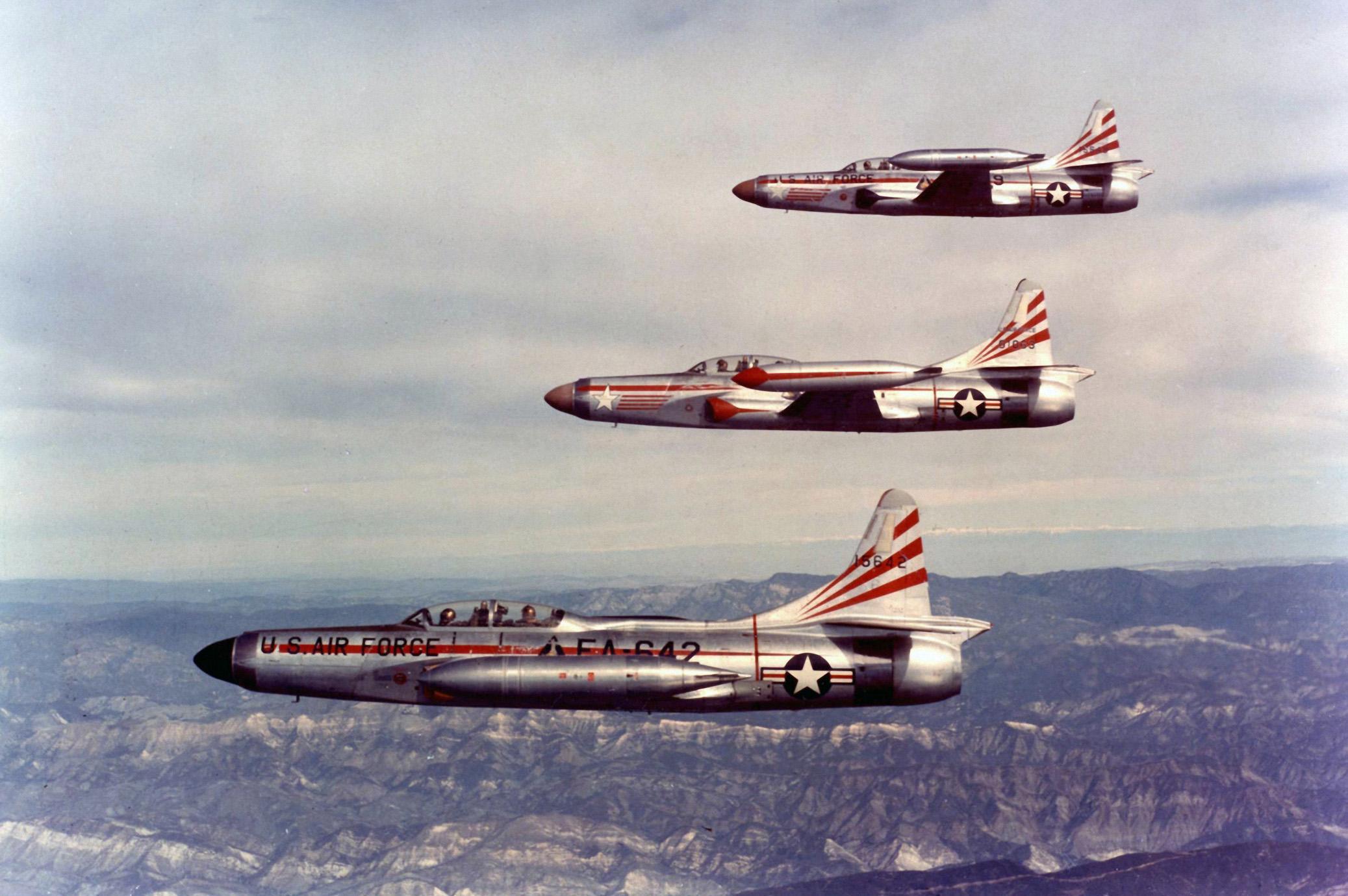 The F-94 Starfire