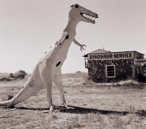 Steve Fitch's Gas station
