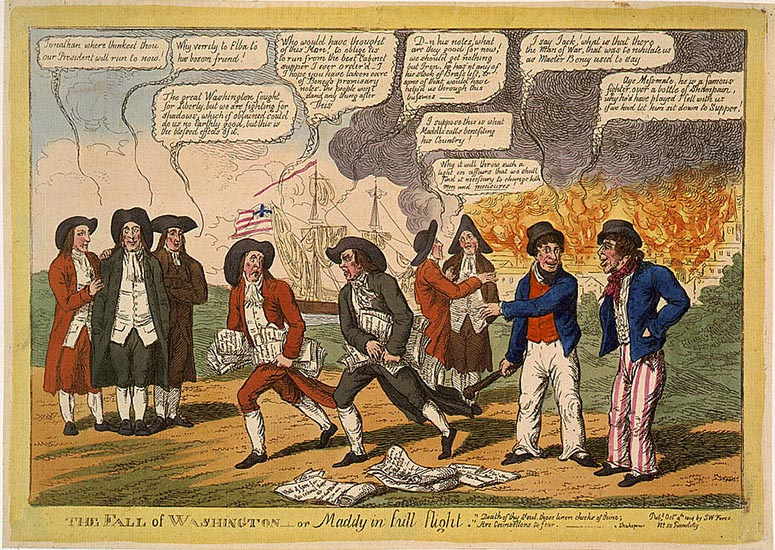Fall of Washington