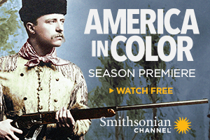 America in Color: The Wild West
