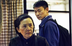 Deanie Ip and Andy Lau in A Simple Life