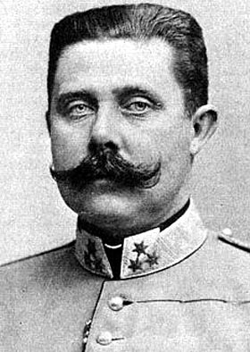 Archduke Franz Ferdinand was victim of the most momentous political assassination of the 20th century.