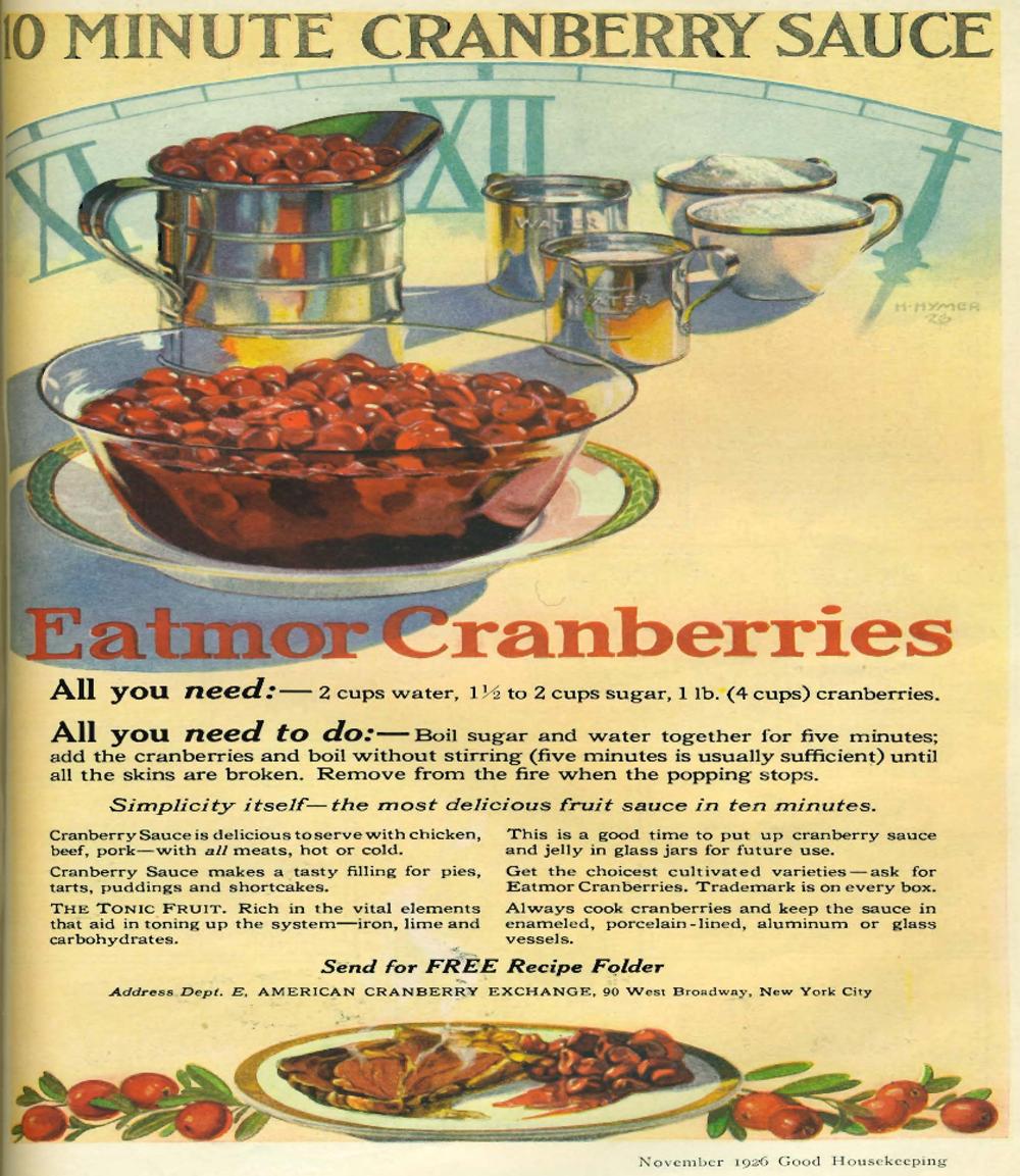 Eatmor Cranberries