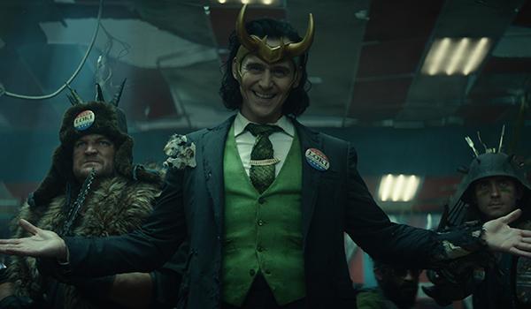 Complicated adventures await Loki, the