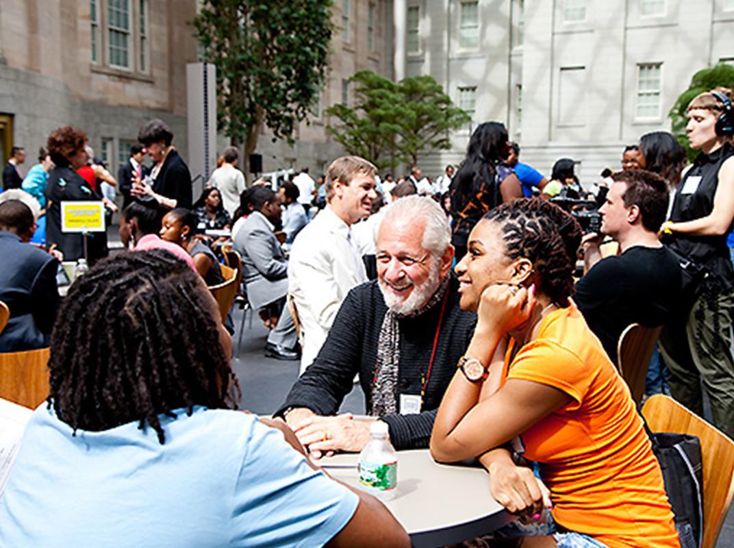 TED founder Richard Saul Wurman