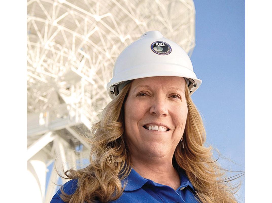 Project Scientist Linda Spilker