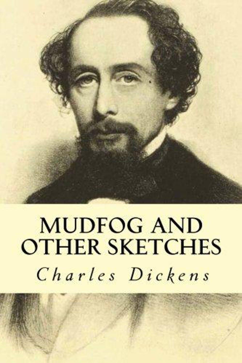 Dickens' dystopia is in a book of short stories.
