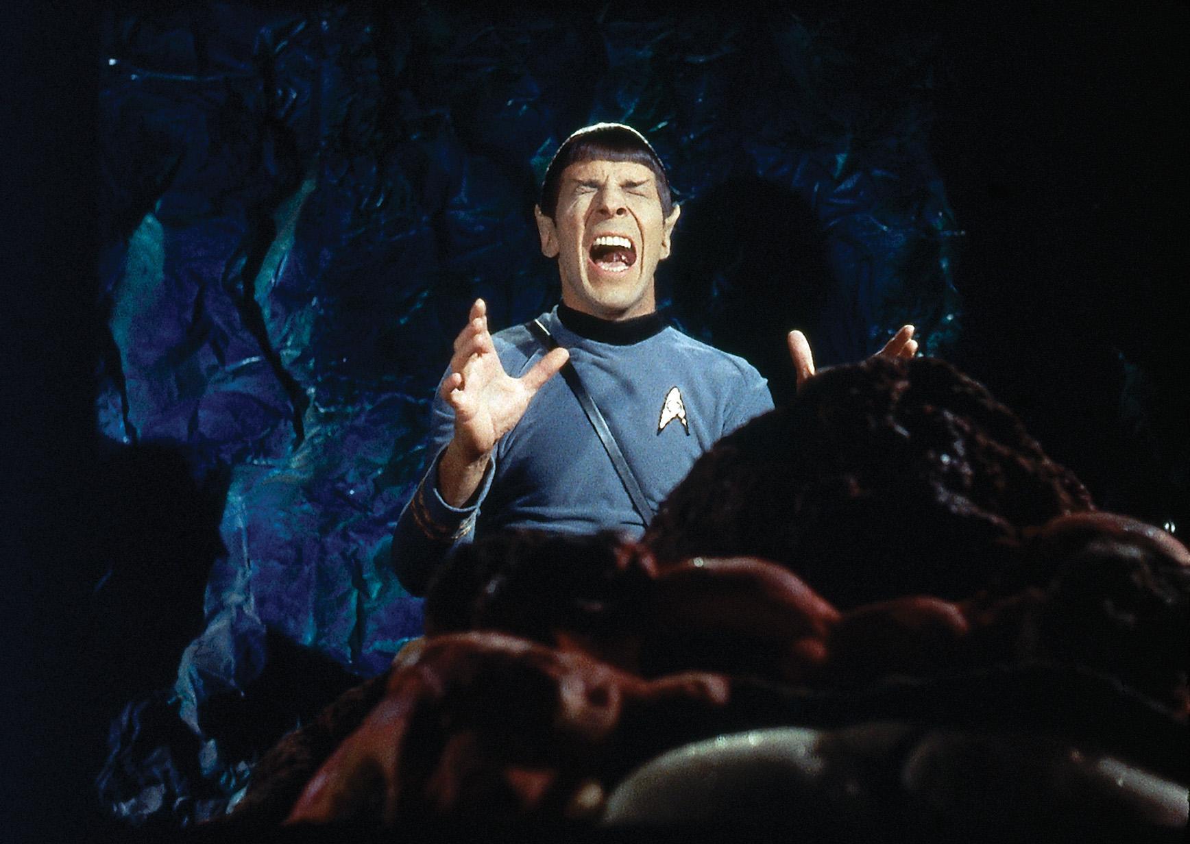 Leonard Nimoy's Mr. Spock