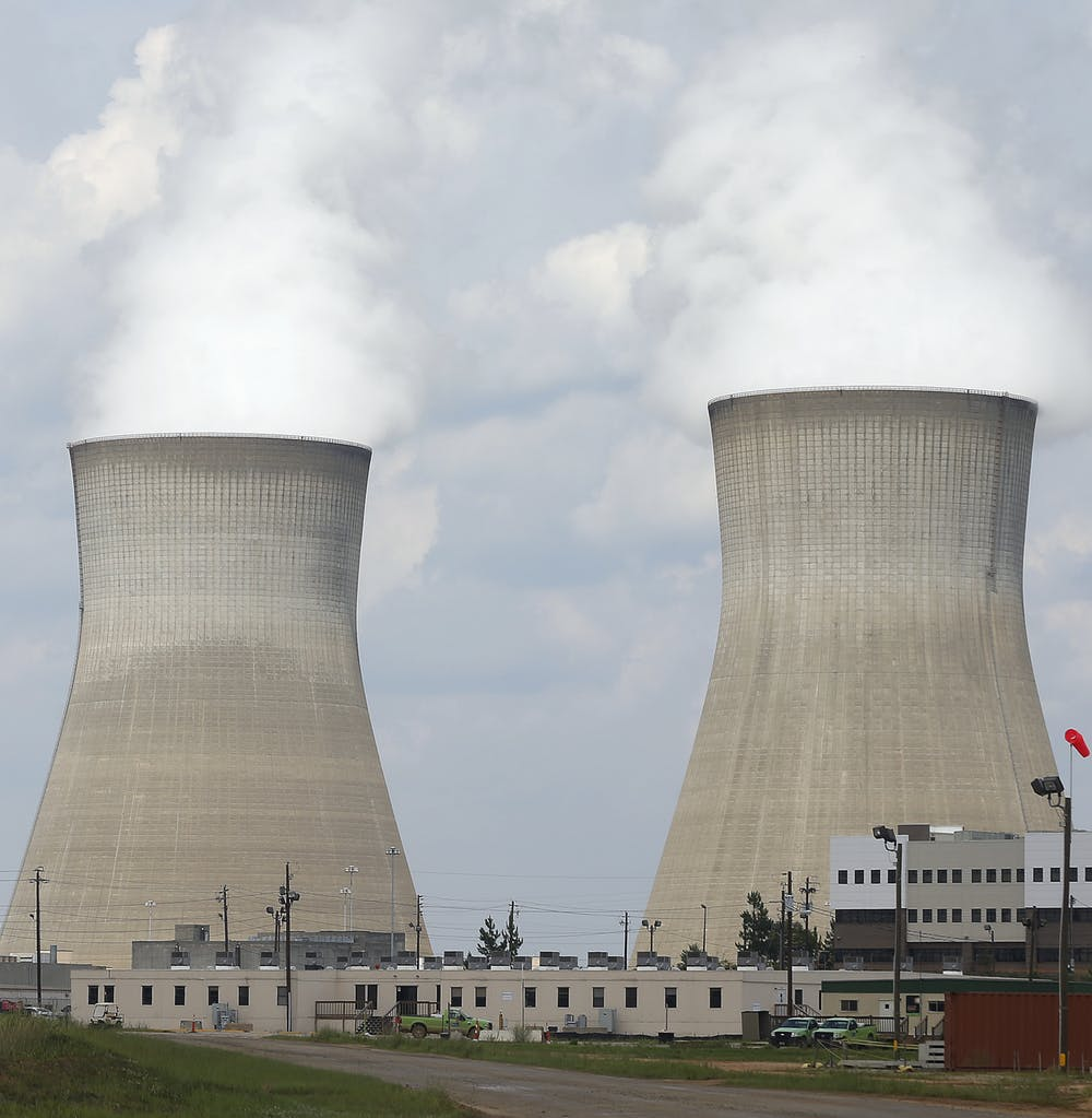 Nuclear power plants operate in 30 countries today.