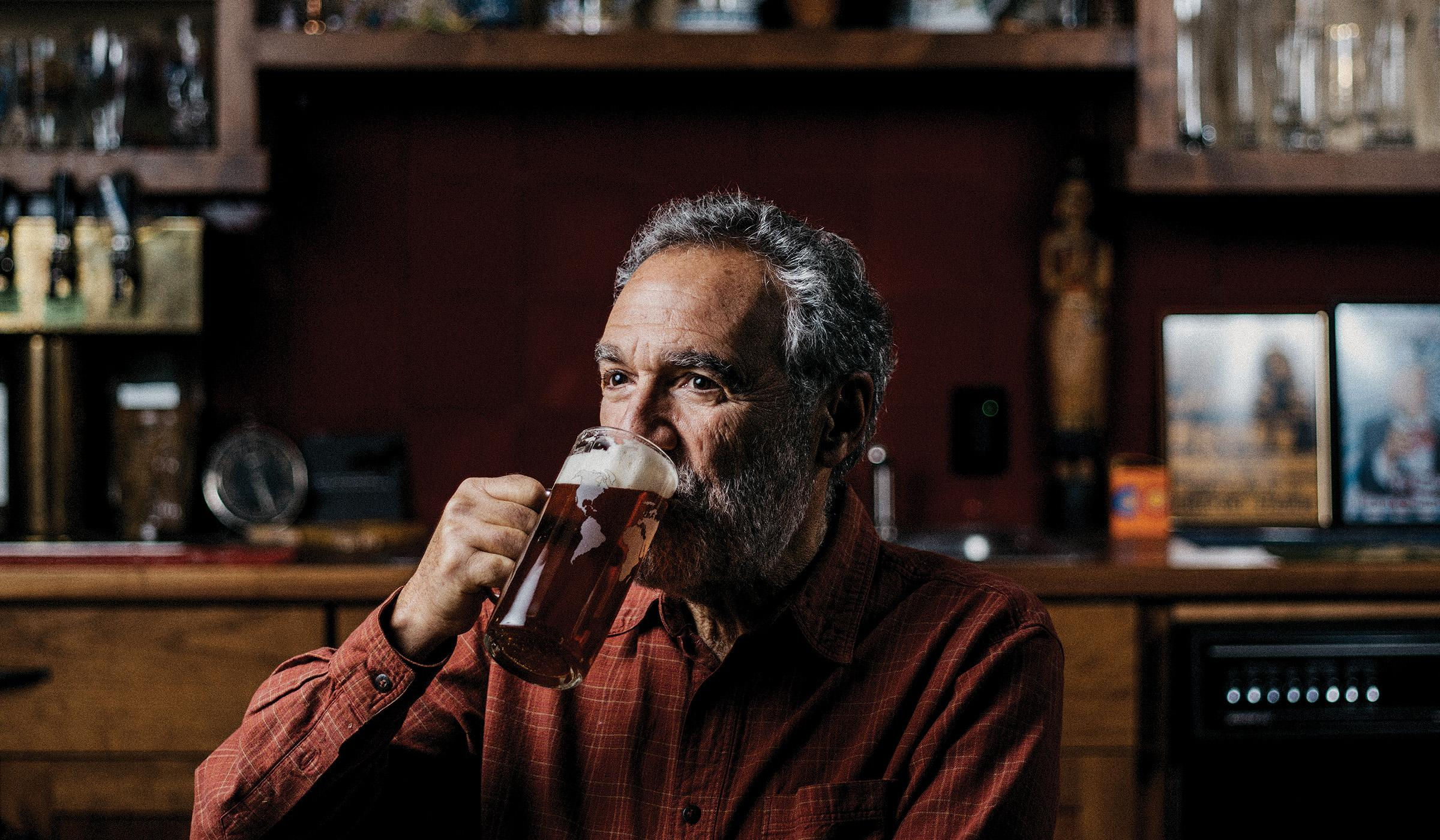 """For Papazian, the labor of brewing makes the result all the more enjoyable. """"The best beer in the world,"""" he likes to say, """"is the one you brewed."""""""
