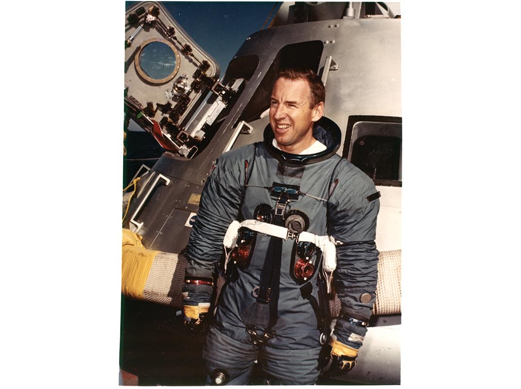 The Apollo 8 crew