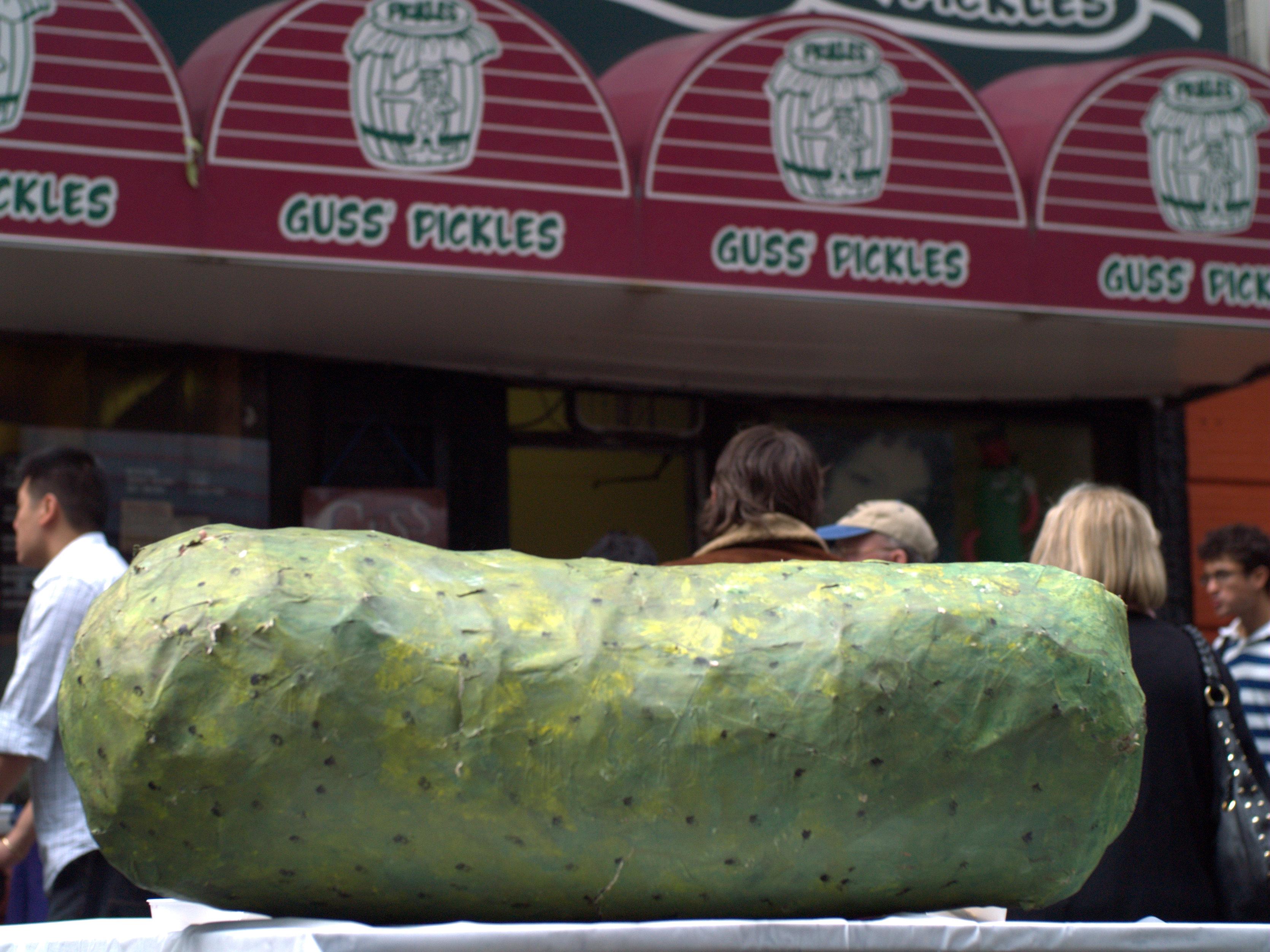 International Pickle Day