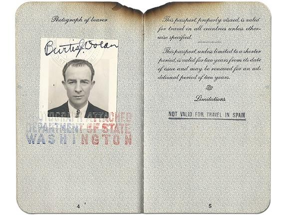 Dolan's passport helped identify his body after the crash.