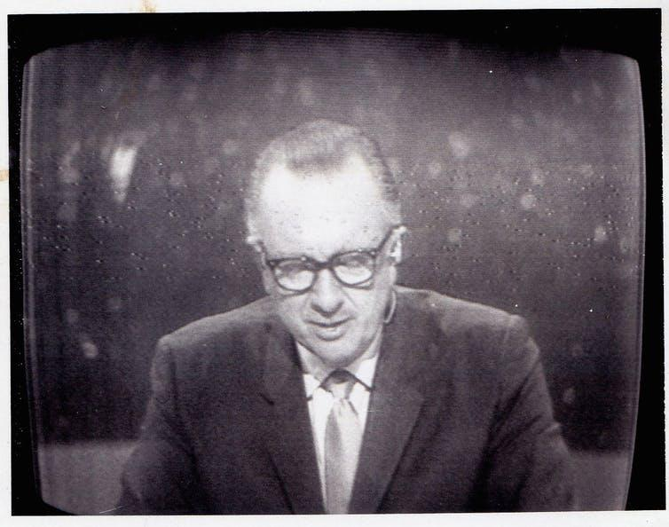 Simpson was deeply suspicious of Walter Cronkite's motives and beliefs.
