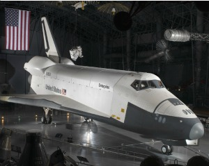 Enterprise will be replaced by Discovery at Udvar-Hazy.