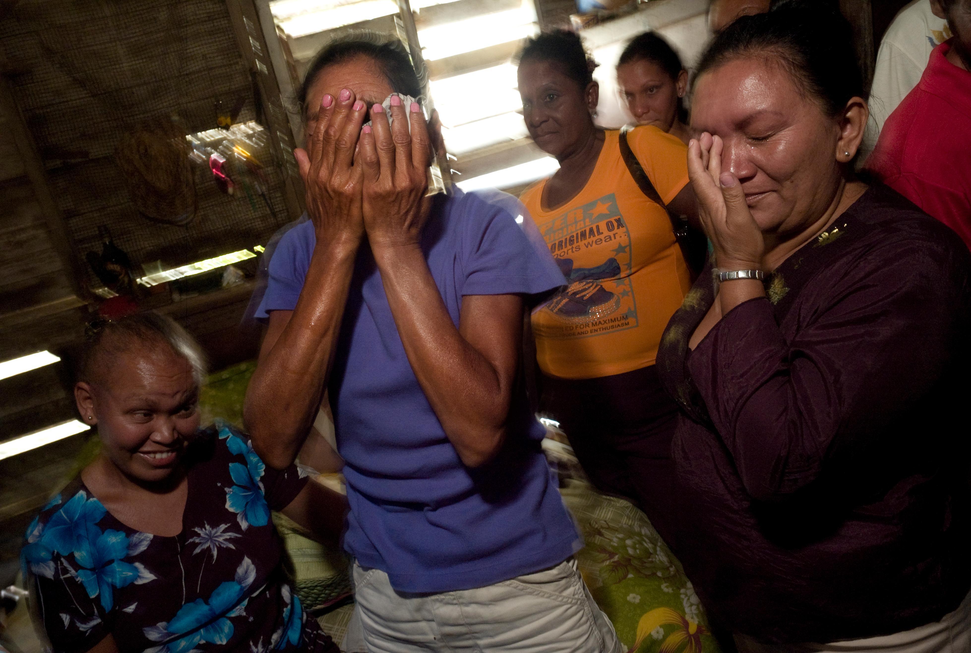Taíno prayer ceremony