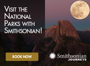 Visit the National Parks with Smithsonian!