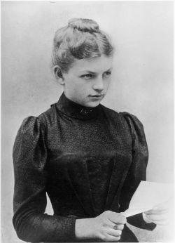 The chemist Clara Immerwahr married Haber and soon had reason to regret it.