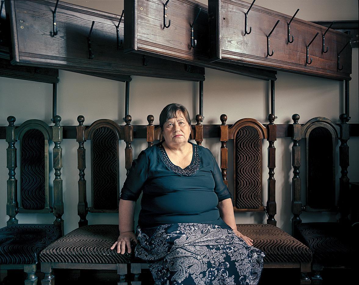 Violeta Alekniene portrait