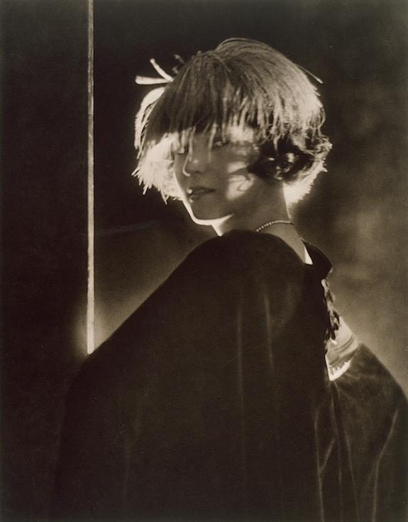 Irene Foote Castle by Bardon Adolph de Meyer. Photogravure, 1919