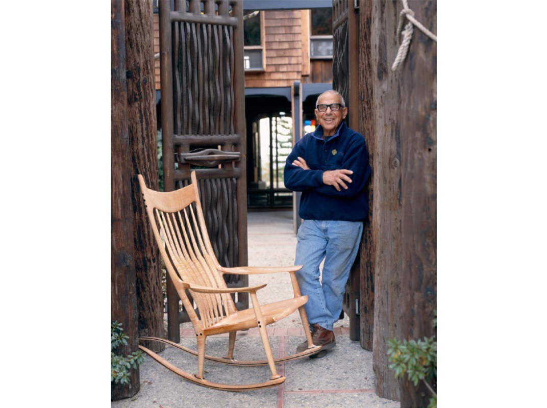 Famous for His Rocking Chair, Sam Maloof Made Furniture ...