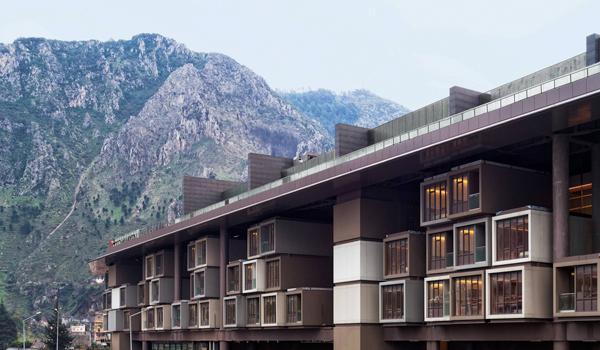 The new Museum Hotel Antakya in Turkey