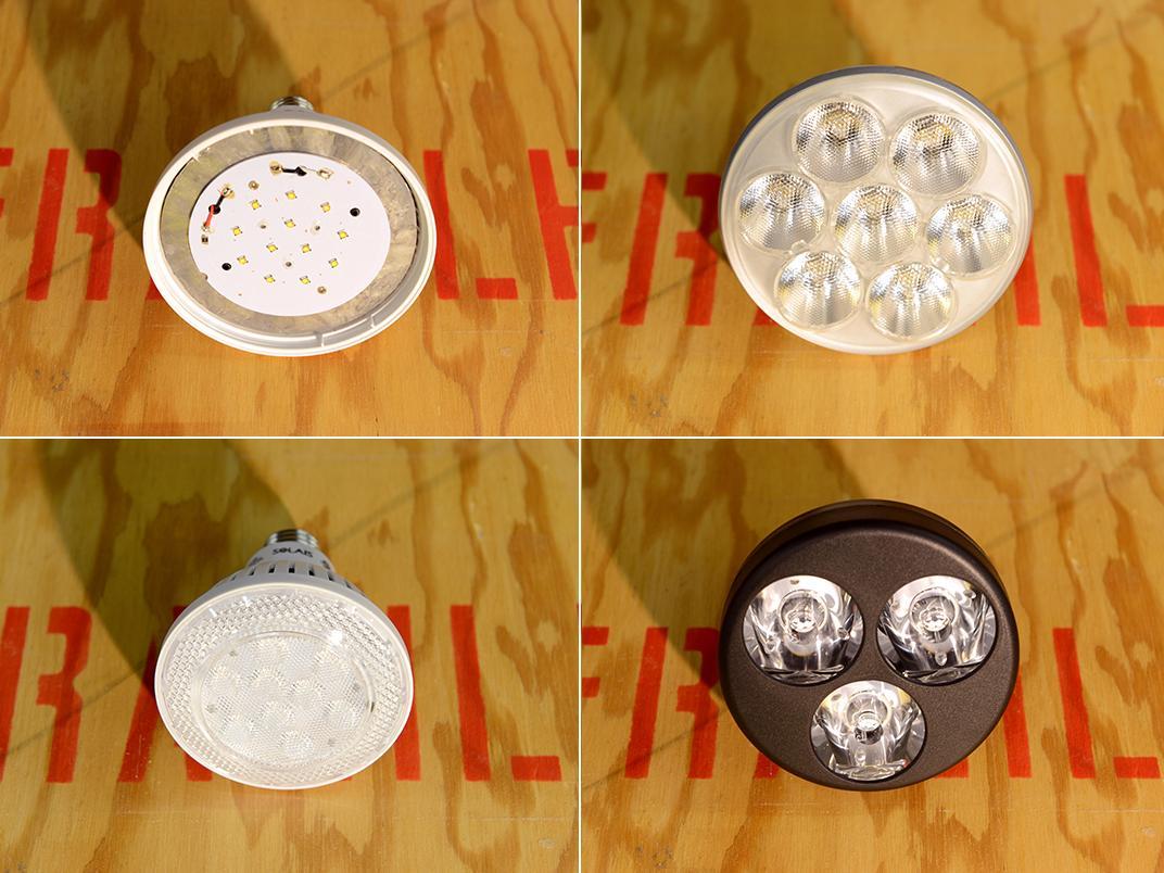 Array of LED technology
