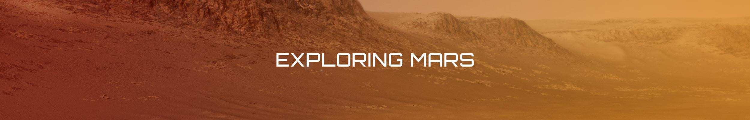 """Exploring"