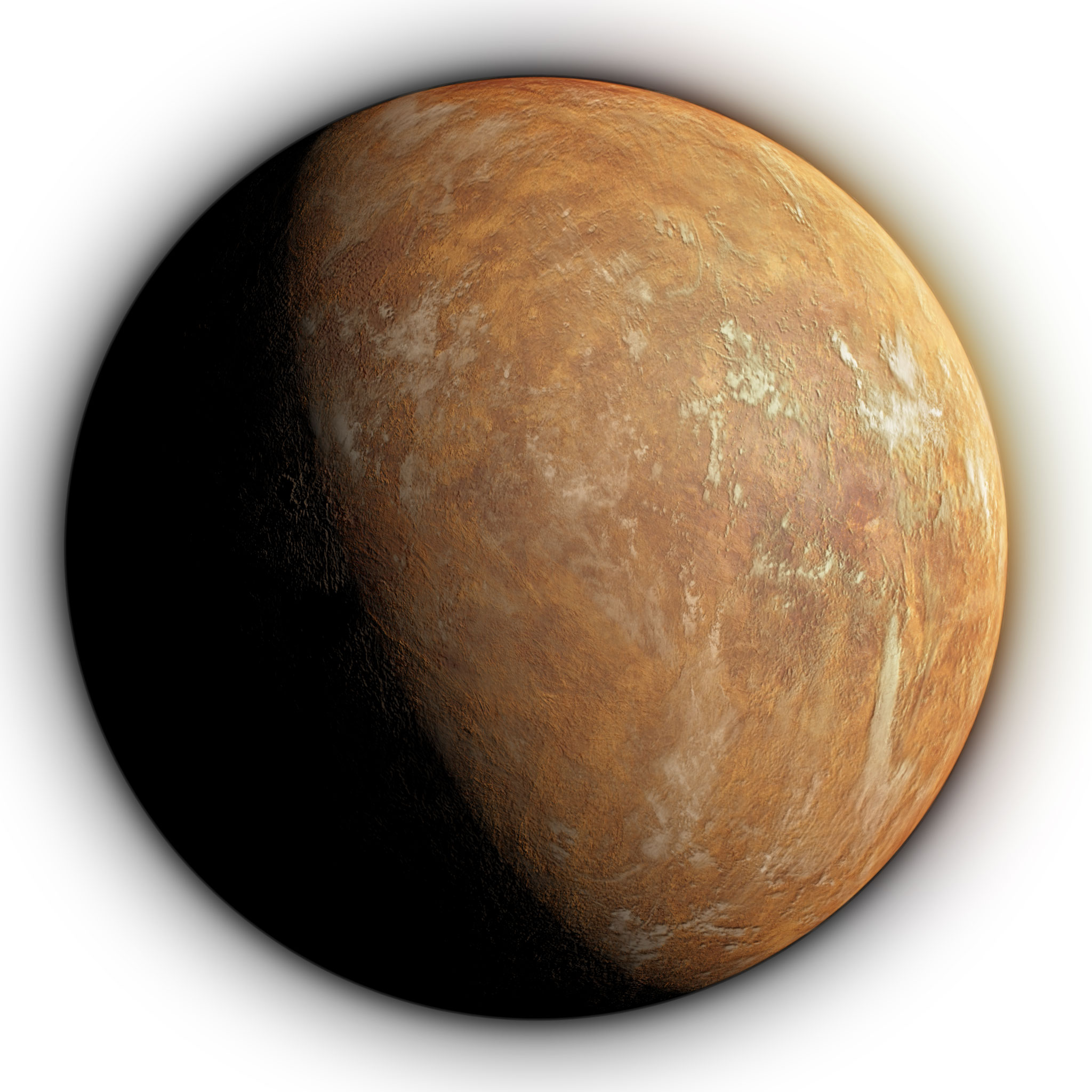 Barnard's Planet
