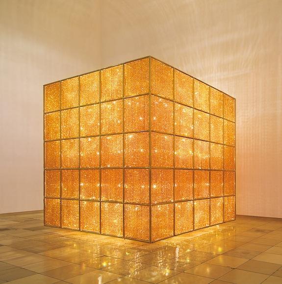 Cube Light, 2008.