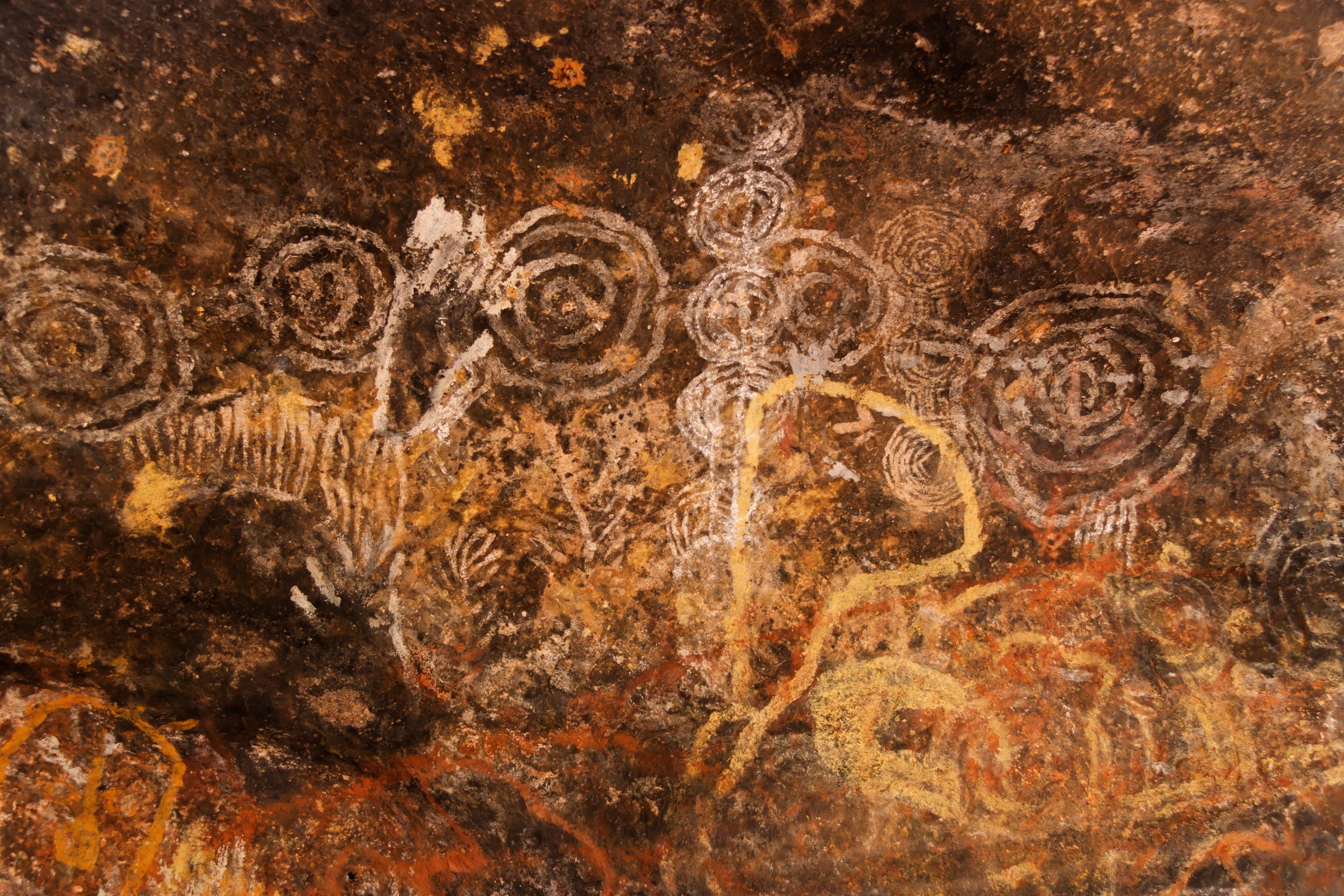 Nitmiluk National Park Rock Art