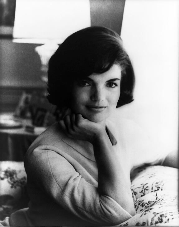Jacqueline Kennedy, 1961