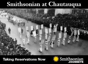 Smithsonian at Chautauqua