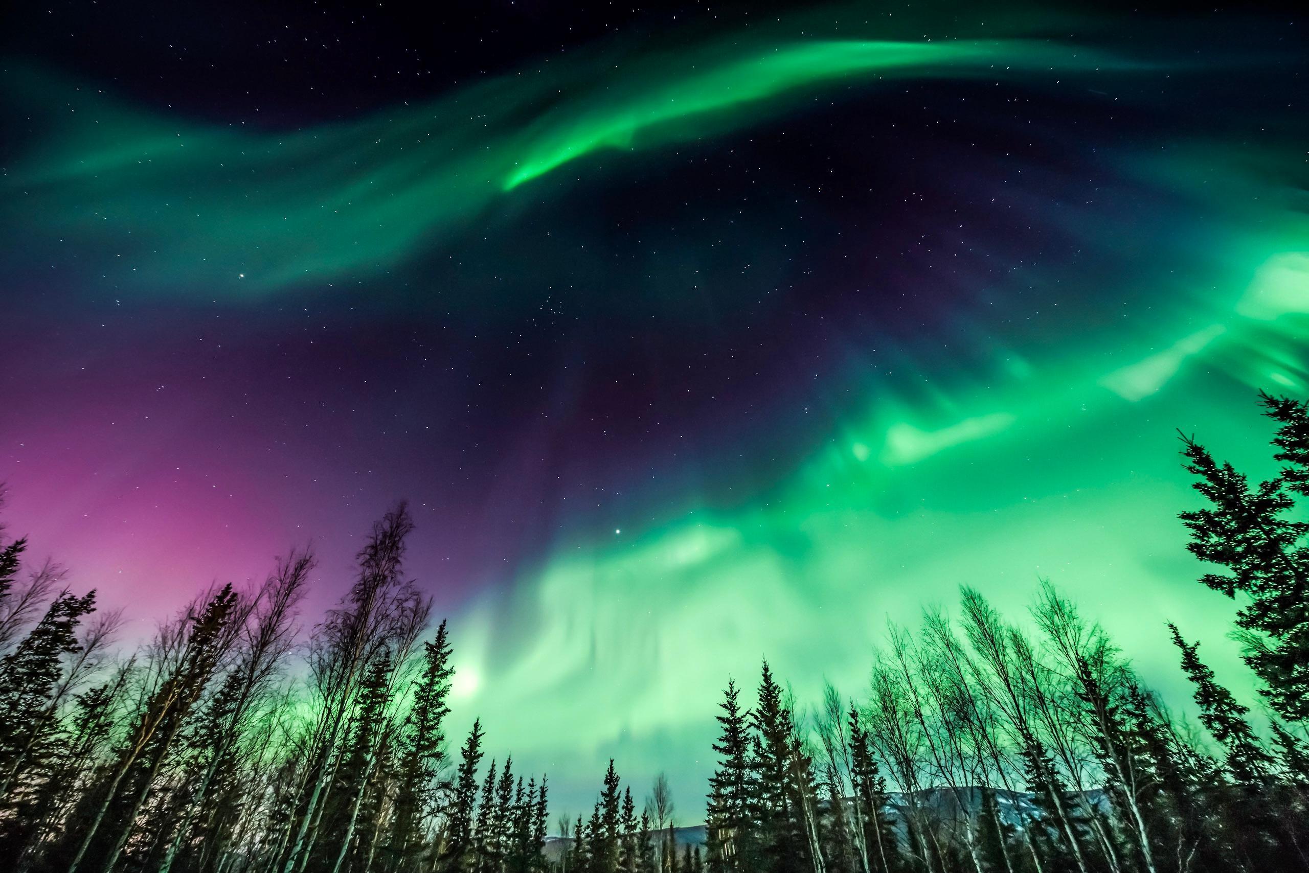 Northern Lights Sweden 2019 Best places for