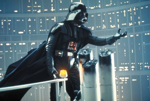 Darth Vader in The Empire Strikes Back