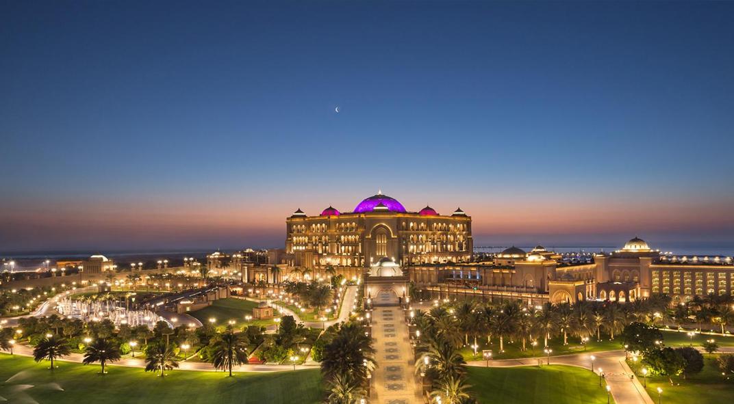 Abu Dhabi Palace